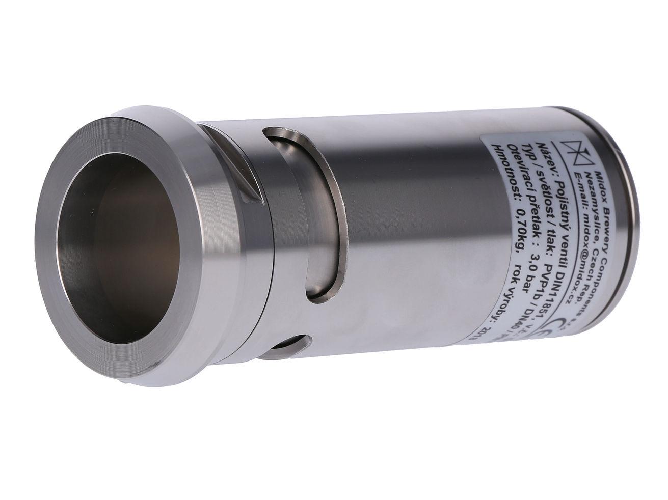 Pojistný ventil PVP1